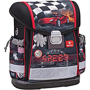 Школьный ранец Belmil 403 13 Speed 1 – Белмил Скорость (с болидом)