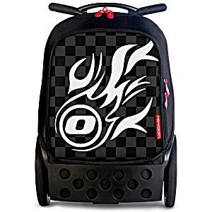 Рюкзак на колесиках Roller Nikidom White Fire XL арт. 9319 (27 литров)